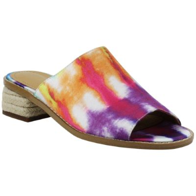 Front view of Cassio BRIGHT MULTI TIE-DYE