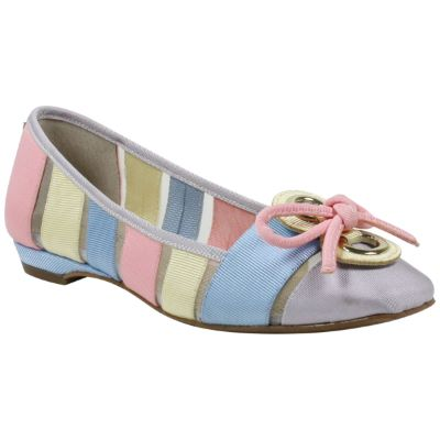 Front view of Edie Pastel Multi